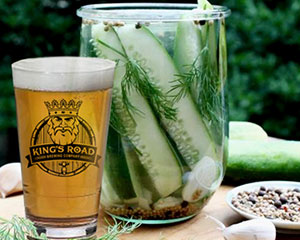 Blazing Rag Ipa Pickles