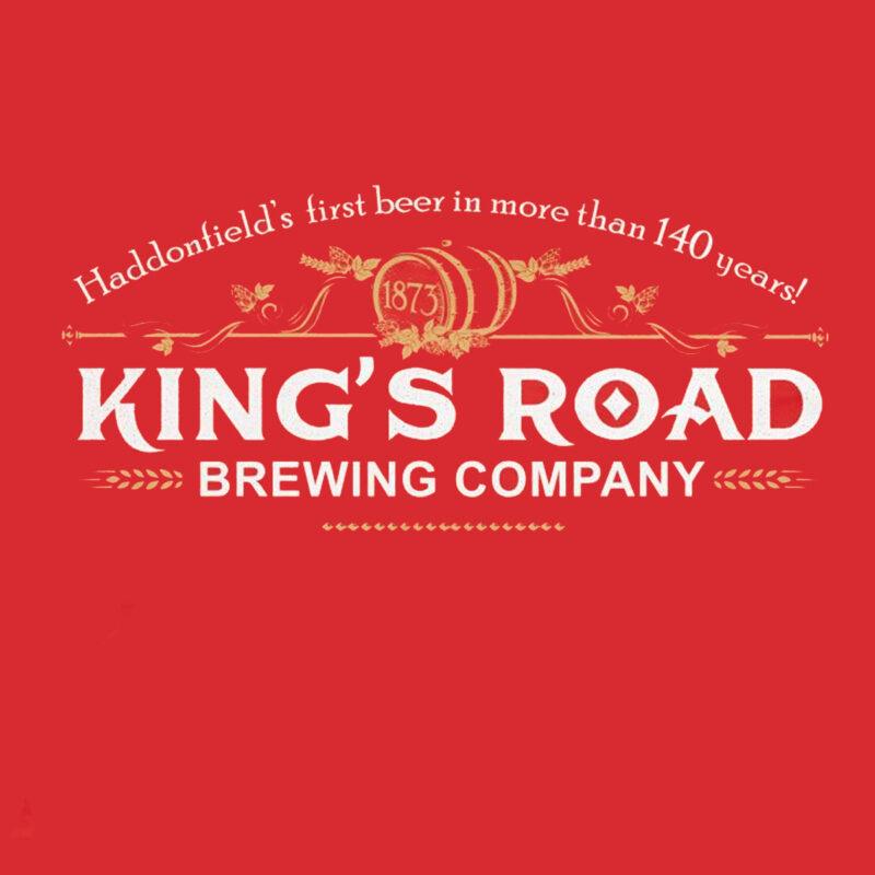 """Men's """"140 Years"""" Red Long Sleeve tee"""