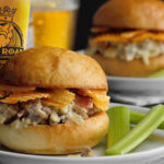 Beer Bratwurst Sliders