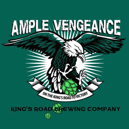 Ample Vengeance Unisex Baseball Tee